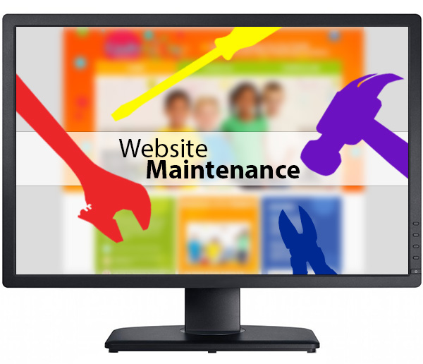 website maintenance - Website Maintenance