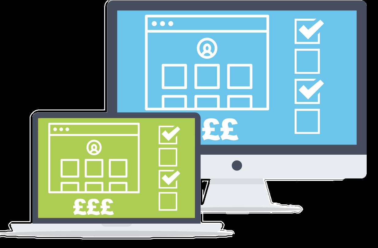 calculate website cost price